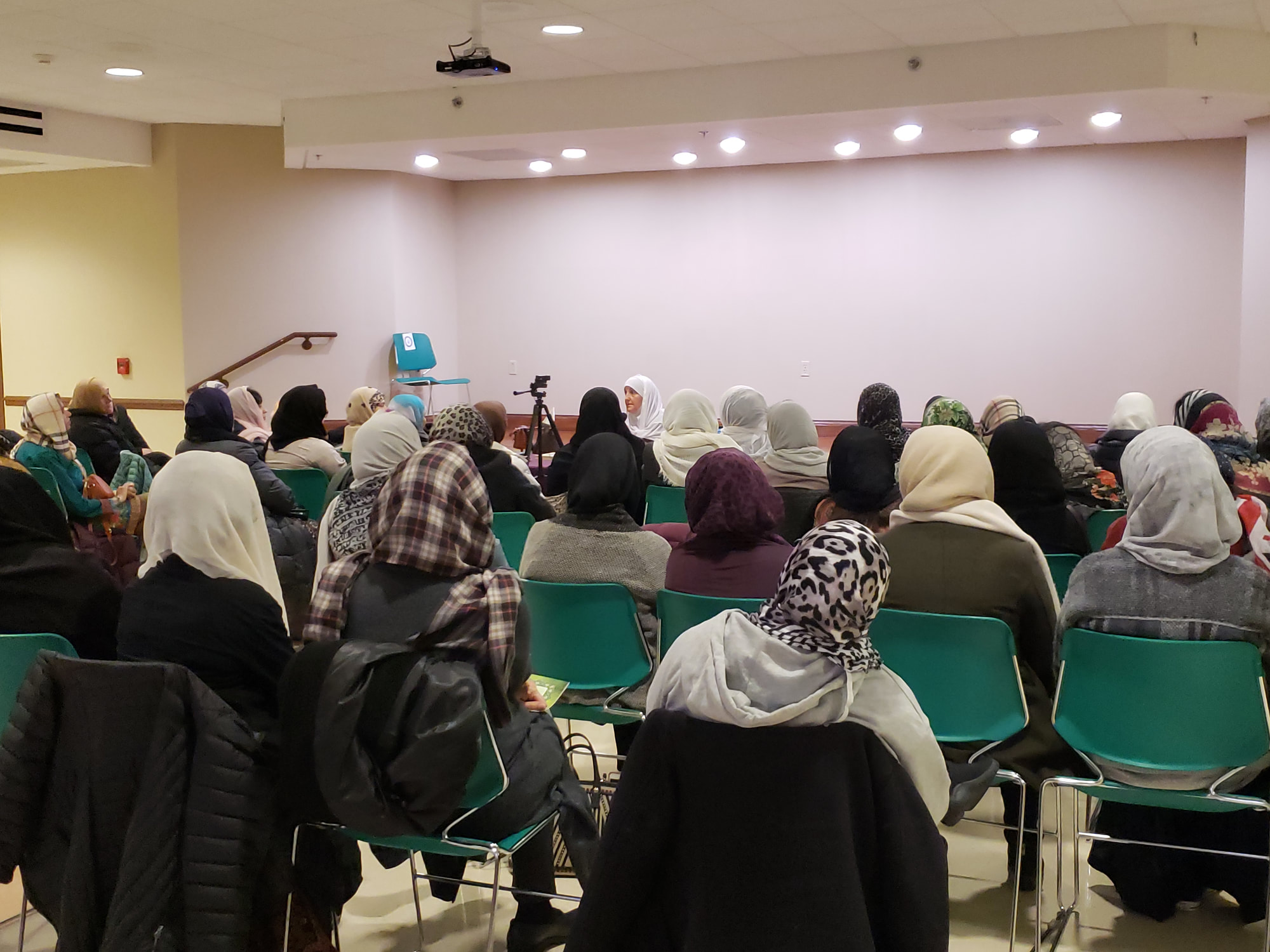 Weekly Tuesday Lecture Series